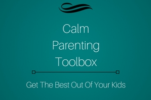 calm parenting toolbox podcast website image - Free Stuff