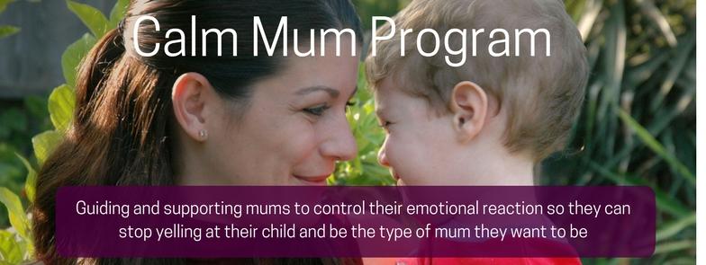 Calm Mum Program - Calm Mum Program