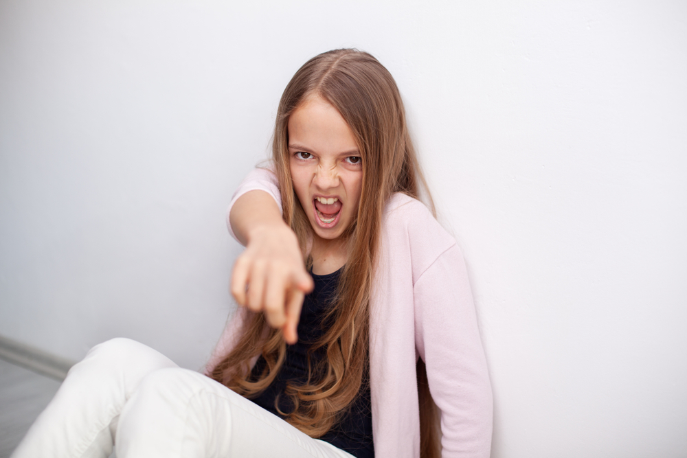 Kate Case Study - Kate Case Study - Aggressive Daughter