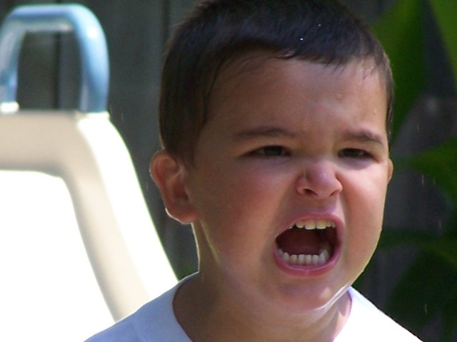 a tad angry 1433924 640x480 - 5 Mistakes Parents While Teaching Their Kids Self-Control