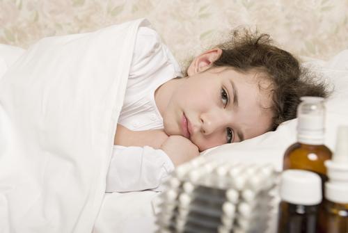 parenting a sick child