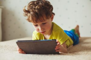 Screen time can be good for kids