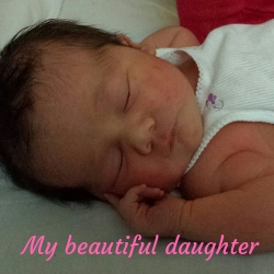 My beautiful daughter - Post-Natal Depression Treatment Program