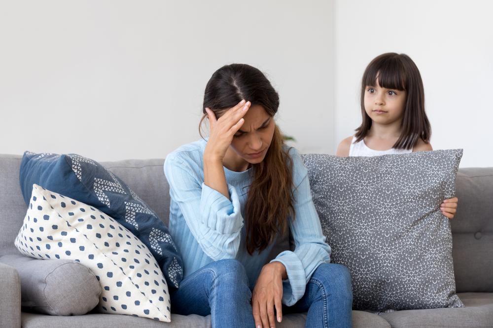 Rebecca Case Study - Rebecca Case Study - Post-Natal Depression and Children Ignoring Her