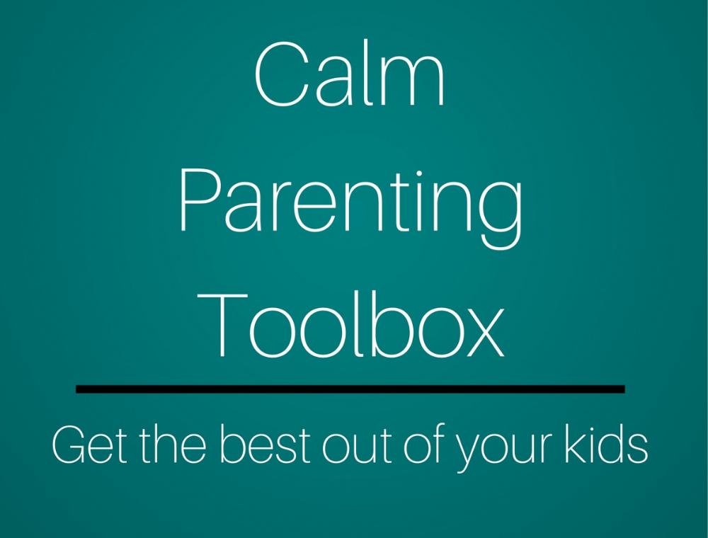 Calm Parenting Toolbox Podcast - Calm Parenting Toolbox Podcast