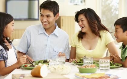 Family Meetings Create Cooperative Families